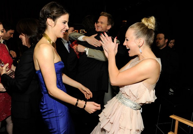 Kaley-cuocco-Cobie-smulders-peoples-choice-awards-2013-essentiel-series