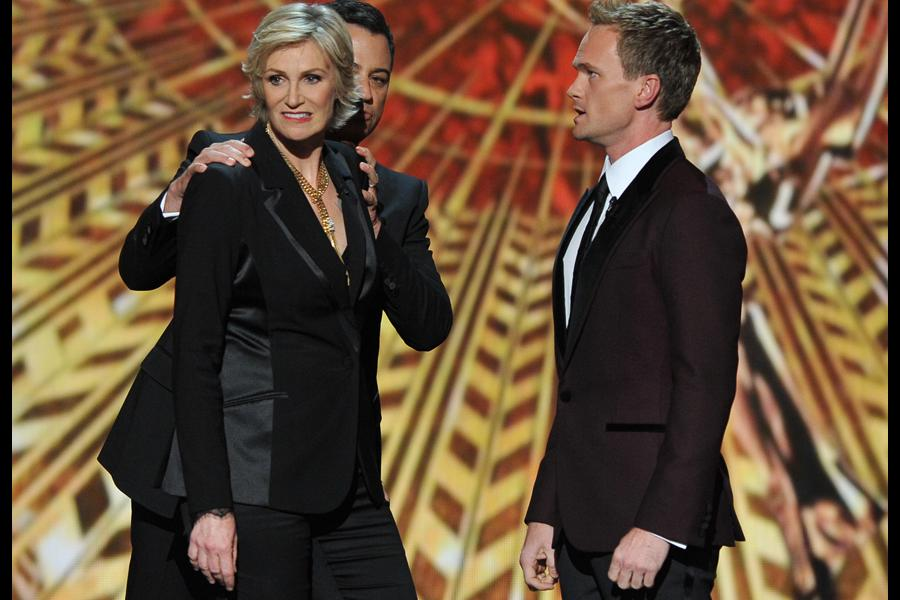 Jane Lynch - Jimmy Fallon - Neil Patrick Harris