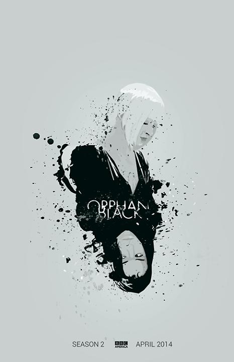Orphan Black saison 2 en Français