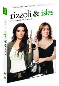 Rizzoli & Isles - Coffert DVD Saison 3