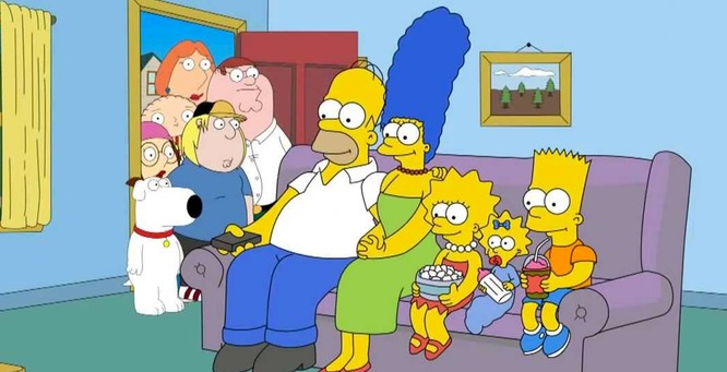 simpsons-family-guy-crossover-essentiel-series