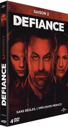 Retrouvez Julie Benz, Jaime Murray, Grant Bowler, Tony Curran dans la saison 2 de Defiance