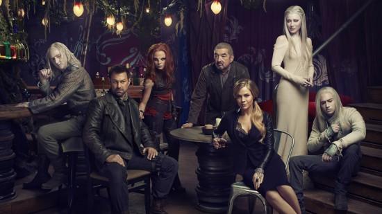 Julie Benz, Grant Bowler, Jaime Murray, Tony Curran sont dans la saison 2 de Defiance