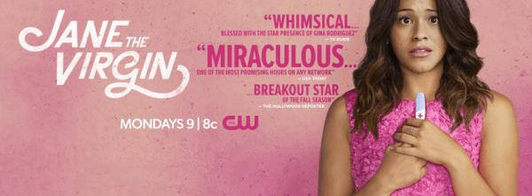 Gina Rodriguez ets Jane The Virgin sur la CW
