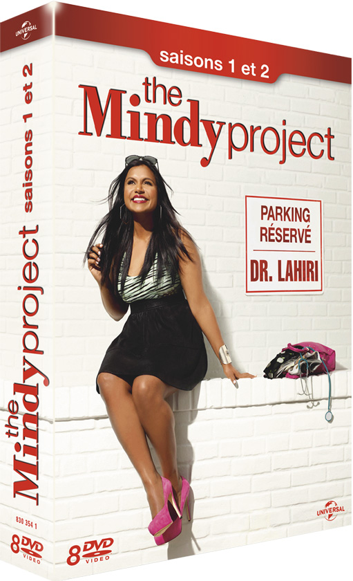 DVD the-mindy-project-integrale
