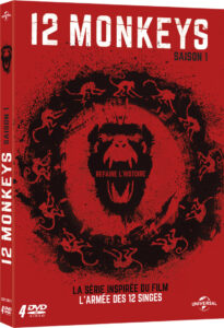 Coffret DVD 12 monkeys saison 1