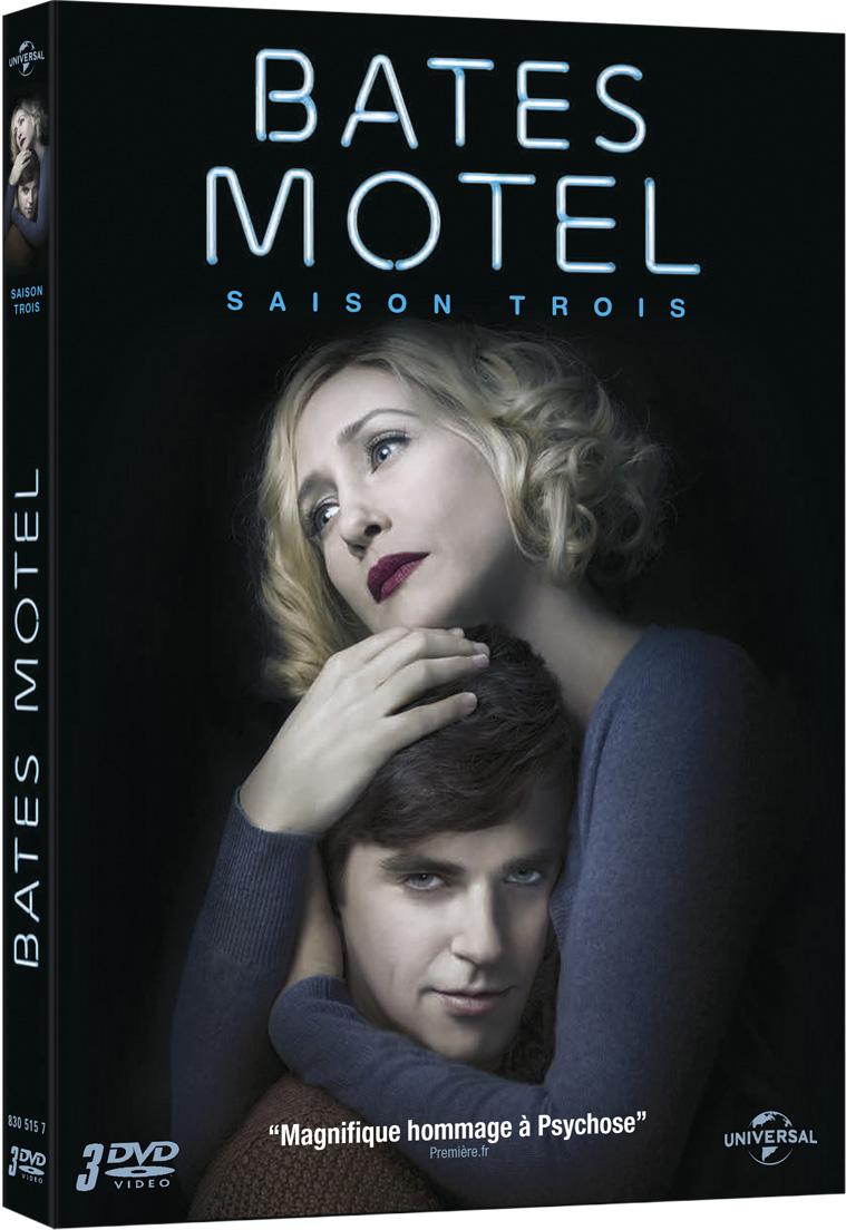 Bates Motel Saison 3 Essentiel Séries