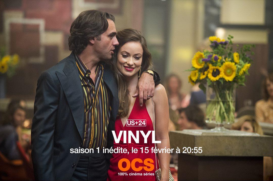 Vinyl - La nouveauté HBO - Sur OCS City tous les lundi soir !